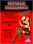 Cupcake Burlesque at Mugshots!