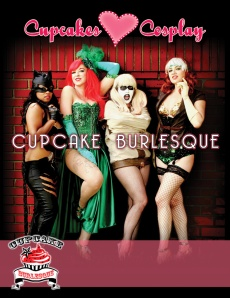 Talk Nerdy To Me, Cupcakes Go Cosplay - September 27 2014