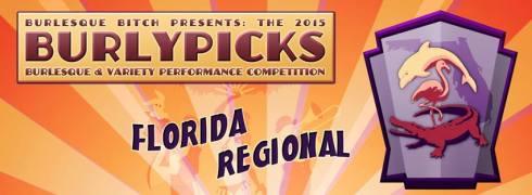 Burlypicks Florida Regional Competition