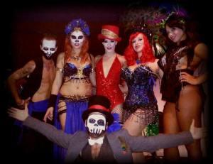 tags broward burlesque burlesque show costume day of the dead dia de los muertos dotd entertainers entertainment ft lauderdale halloween miami - Halloween Events In Broward