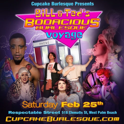 Bill and Ted's Burlesque