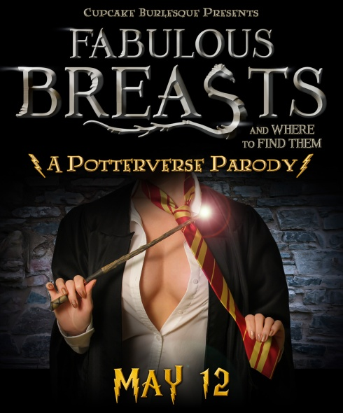 Fabulous Breasts and Where to Find Them: A Potterverse Parody